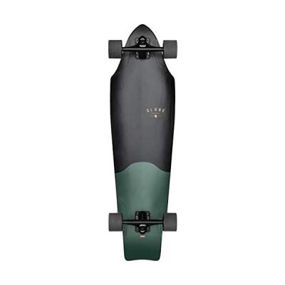 Globe Skateboards Prowler Evo Longboard Complete Skateboard, Matte Emerald 並行輸入品