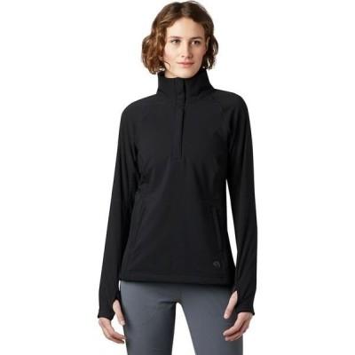 マウンテンハードウェア レディース Tシャツ トップス Keele Pullover Fleece
