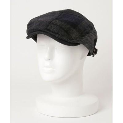 WESTSEA / ブリティッシュウール ハンチング帽 MEN 帽子 > ハンチング/ベレー帽