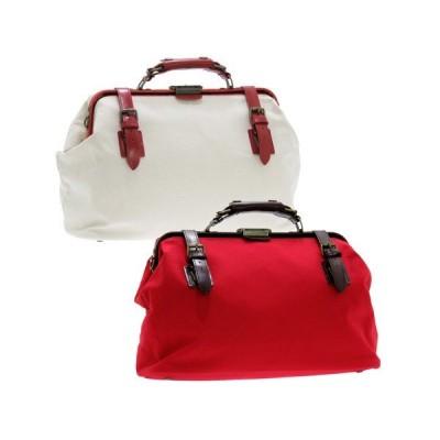 帆布ダレスボストンバッグ中 トラベルボストンバッグ  日本製トラベルバッグ《全5色》