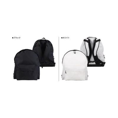【スニークオンラインショップ】 bagjack バッグジャック リュック バックパック メンズ レディース DAYPACK CLASSIC M ブラック ホワイト 黒 白 ユニセックス ホワイト ワンサイズ SNEAK ONLINE SHOP