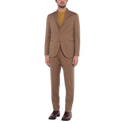 ボリオリ BOGLIOLI スーツ カーキ 54 ウール 60% / コットン 40% スーツ
