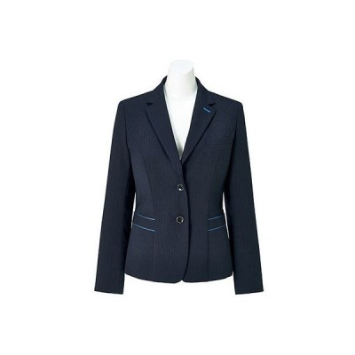ボンマックス ジャケット ネイビー×ブルー 17号 LJ0170-28-17 1着(直送品)