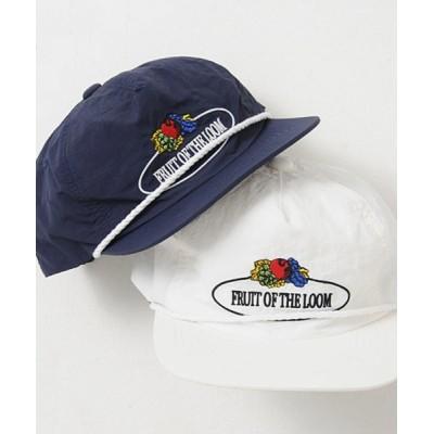 JUGLANS / FRUIT OF THE LOOM RETRO 5P BBCAP WOMEN 帽子 > キャップ