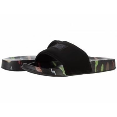 DC ディーシー メンズ 男性用 シューズ 靴 サンダル DC X Bobs Burger Sandal Collection (DC Slide) Black Multi【送料無料】