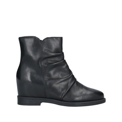 フォルメンティーニ FORMENTINI ショートブーツ ブラック 41 牛革(カーフ) ショートブーツ