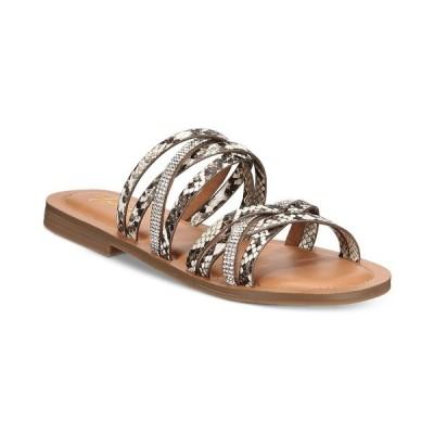 タリア ソディ サンダル シューズ レディース Marlina Sandals, Created for Macy's Snake Bling