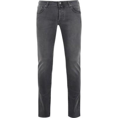 ヤコブ コーエン JACOB COHEN メンズ ジーンズ・デニム ボトムス・パンツ Grey Washed Jeans Wash Grey