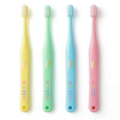 【5本 セット】オーラルケア タフト17  毛のかたさ PS 子ども 歯ブラシ