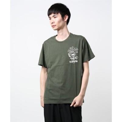 tシャツ Tシャツ 【Levi's】グラフィッククルーTシャツ