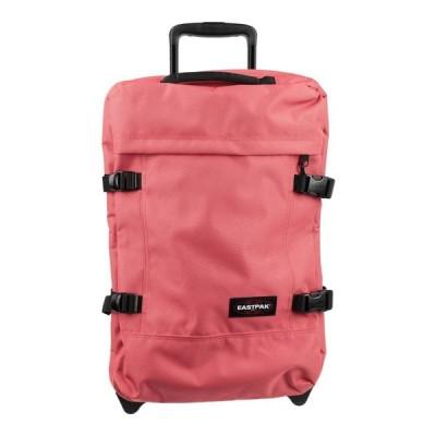 イーストパック EASTPAK メンズ スーツケース・キャリーバッグ バッグ tranverz s quiet khaki Coral