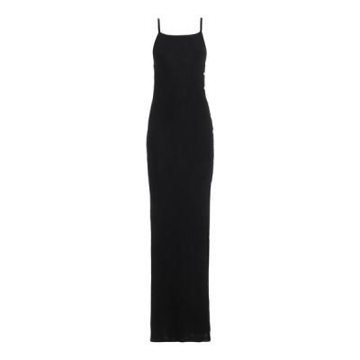 バルマン レディース ワンピース トップス Balmain Side-Slit Maxi Dress -