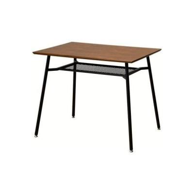 【納期目安:1週間】市場(Marche) ANT-2831-BR anthem Dining Table S (ブラウン) (ANT2831BR)