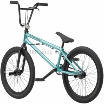 BMX We The People対20 2019 Complete BMX Bike 20.65トップチューブメタリックミント