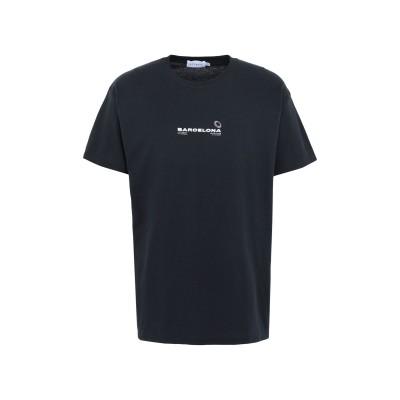 TOPMAN T シャツ ブラック S コットン 100% T シャツ