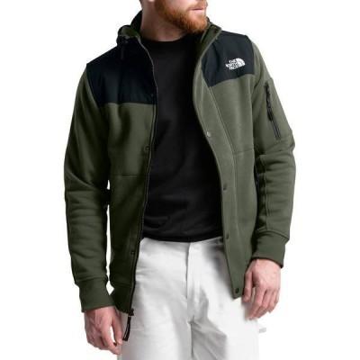ノースフェイス メンズ ジャケット・ブルゾン アウター The North Face Men's Sherpa-Lined Rivington Fleece Jacket