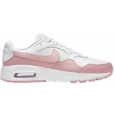 ナイキ レディース スニーカー シューズ Nike Women's Air Max SC Shoes Wht/Pnk Glaze/Arct Punch