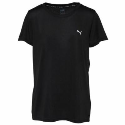 (取寄)プーマ レディース プーマ パフォーマンス Tシャツ Puma Women's PUMA Performance T-Shirt Black