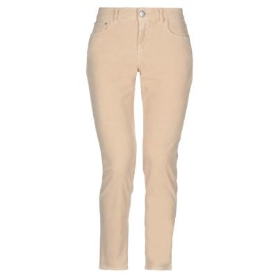 クローズド CLOSED パンツ サンド 25 99% コットン 1% ポリウレタン パンツ