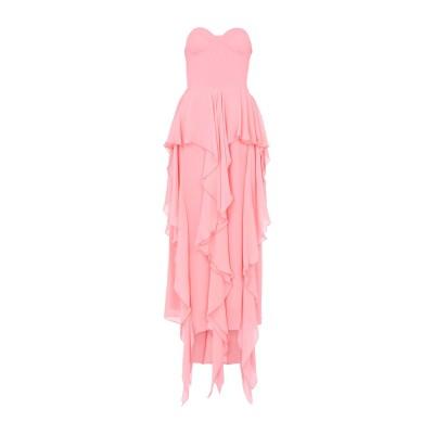パトリティア ペペ セーラ PATRIZIA PEPE SERA 7分丈ワンピース・ドレス ピンク 38 レーヨン 100% 7分丈ワンピース・ドレス