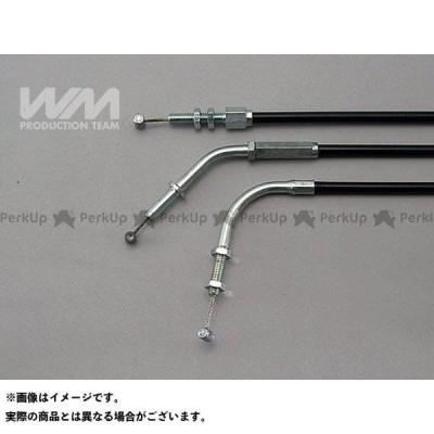 【無料雑誌付き】ダブルエム 250TR バーネットアクセルホルダー用ワイヤー(ノーマルキャブ) WM
