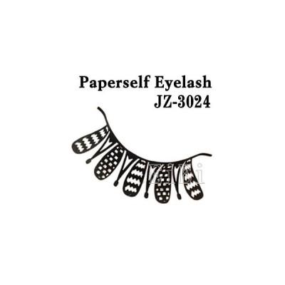 アートペーパーラッシュ,つけまつげ,プロ用,紙のつけまつ毛,新感覚のアイラッシュ イースター JZ-3024