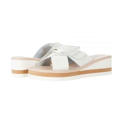 Ancient Greek Sandals レディース 女性用 シューズ 靴 ヒール Thais Rainbow Crystal - White/Crystals Crystal Buckle