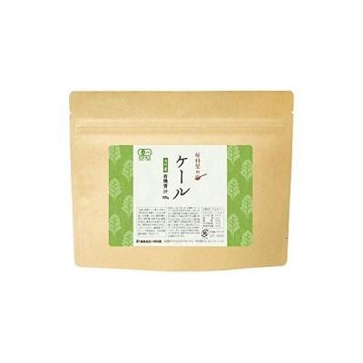 健康食品の原料屋 有機 オーガニック ケール 青汁 粉末 国産 大分県産 約33日分 100g×1袋