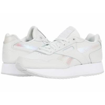 リーボック レディース スニーカー シューズ CL Harman RPL DBL True Grey/White/White