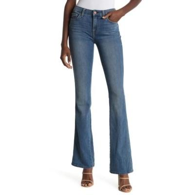 7フォーオールマンカインド レディース デニムパンツ ボトムス Kimmie Bootcut Jeans RIVERBLUE