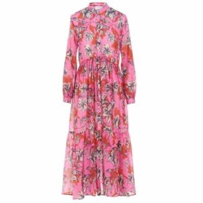 BLACK CORAL Multicolor New sophie' dress レディース 春夏2021 BC211NEWSOPHIE002PKBL ju