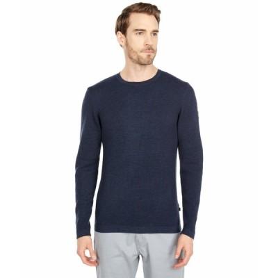 フェールラーベン ニット&セーター アウター メンズ High Coast Merino Sweater Night Sky