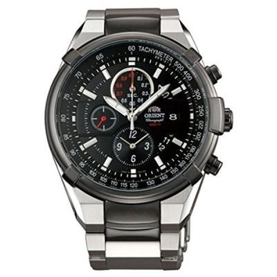 """オリエント Orient 腕時計 時計 ORIENT """"Leader"""" Sporty Quartz 100M Chronograph Watch TT0J002B"""