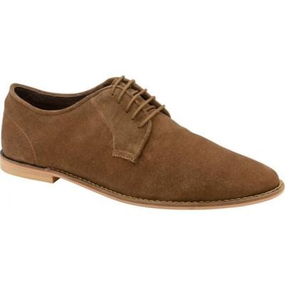 フランクライト Frank Wright メンズ 革靴・ビジネスシューズ ダービーシューズ シューズ・靴 Finlay Derby Shoes Tobacco