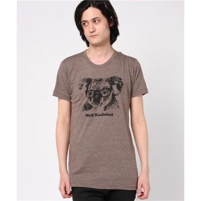tシャツ Tシャツ 【Choke Shirt Company/チョークシャツカンパニー】CTTN PRINT MENS T-shirt  (UN)