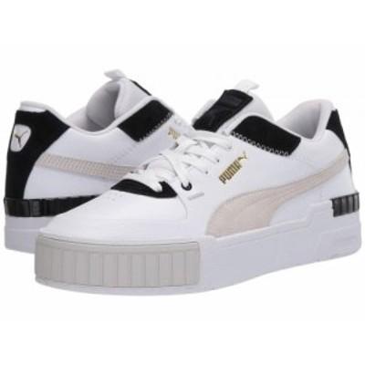PUMA プーマ レディース 女性用 シューズ 靴 スニーカー 運動靴 Cali Sport Mix Puma White/Puma Black【送料無料】