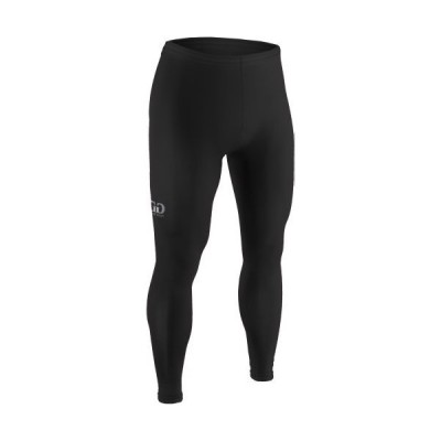 CT112 Adult Sports Compression, Ankle Length Pant Tight-Stay Dry and Warm While Running, Skating, and Playing Hockey with Double Layered, Mo