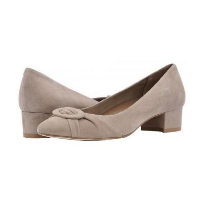 Walking Cradles ウォーキングクレイドル レディース 女性用 シューズ 靴 ヒール Harmony - Light Taupe Suede