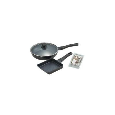 『たいめいけん』アルミ鋳物フライパン26cm&玉子焼 TM-125