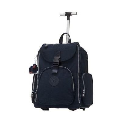 Kipling Alcatraz Wheeled Backpack, True Blue, One Size 並行輸入品