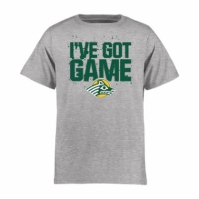Fanatics Branded ファナティクス ブランド スポーツ用品  Alaska Anchorage Seawolves Youth Ash Got Game T-Shirt