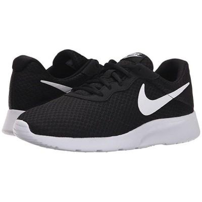 ナイキ Tanjun メンズ スニーカー 靴 シューズ Black/White