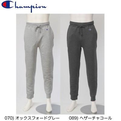 Champion チャンピオン スウェットパンツ ワンポイントロゴ 裏起毛 / 日本正規代理店製品