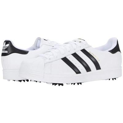 アディダス Superstar Golf メンズ スニーカー 靴 シューズ White/Black