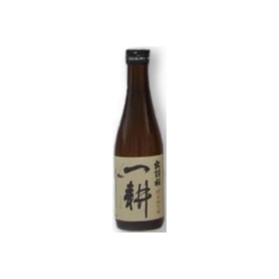 出羽桜 一耕 (火入) 特別純米 300ml×30本 「お取寄せ品」2〜3週間お時間かかることがあります。