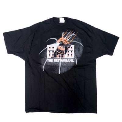 NBA Tシャツ ジョーダンレストラン ブラック【OCSL】