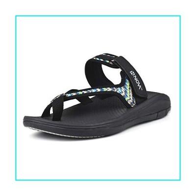 Nova Utopia Women's Sport Sandals Beach Sandals, NF Utopia Women's NFLS61 BlueWave 9【並行輸入品】
