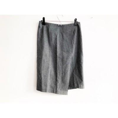 ピンキー&ダイアン Pinky&Dianne スカート サイズ36 S レディース 美品 ダークグレー【中古】