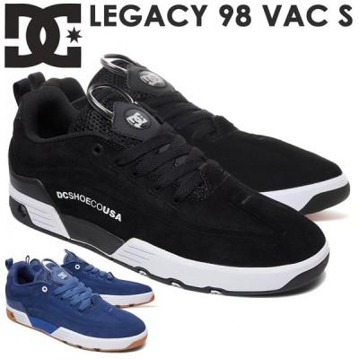 【DC SHOES】 ディーシーシューズ スケートシューズ LEGACY 98 VAC S シューズ スニーカー ブラック ブルー メンズ 男性 24cm 25cm 25.5cm 26cm 26.5cm 27cm