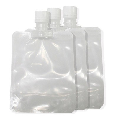 あすつく対応 リンデン LINDEN パウチ容器100ml(3個セット) アルコール 燃料 LD12200000